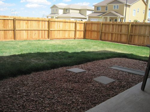 Patch of sod