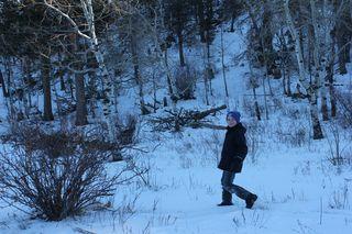 Sam and snow