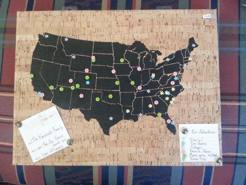 July map 2015