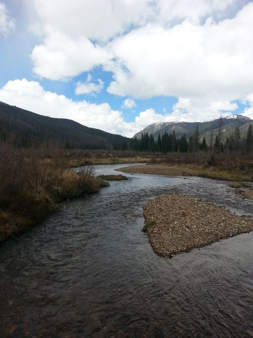 May headwaters