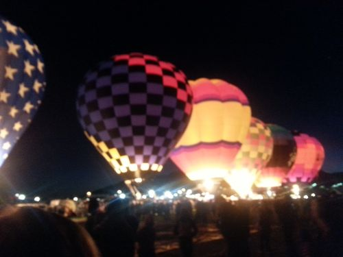 Night balloon