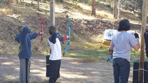 Camperee archery